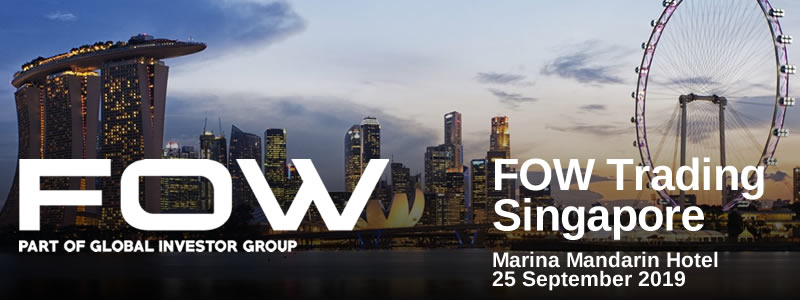 G. H. Financials is sponsoring FOW Trading Singapore 2019