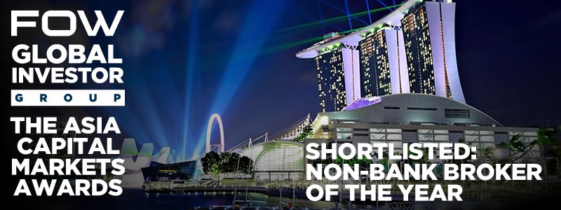 G. H. Financials has been shortlisted for Non-Bank Broker of the Year